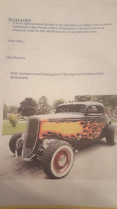 1933 Ford Coupe SERIOUS INQUIRES ONLY