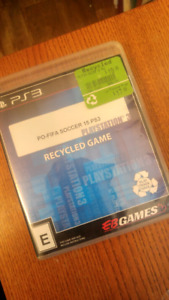 4 ps3 games: NHL legacy, Fifa 15, Shift2, Gran T 5
