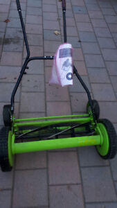 FS; Push Mower
