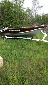 Complete Fishing Boat Deal