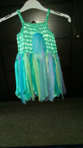 Halloween Fairy Costume .Size 3-4 T for girls