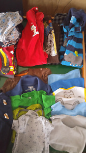 Baby boy's clothing 6-12month
