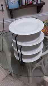 Fancy Dinner Plates with stand London Ontario image 3