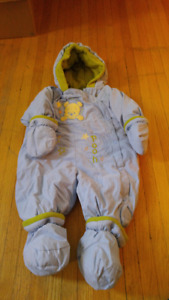Snowsuits and Jacket