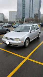 2004 Volkswagen Golf TDI Hatchback