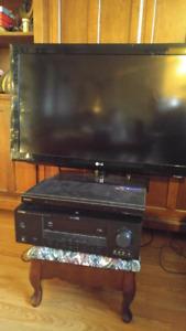 TV,Receiver,CD/DVD Player