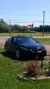 2008 Honda Accord EX-L V6 Coupe 6Speed