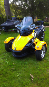 canam spyder premier edition, manual, limited numbered edition