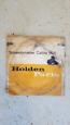 Holden lc lj torana inner speedo cable nos