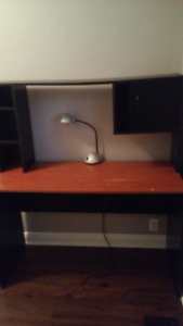 Desk for compact places