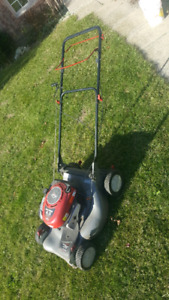 "22"" Craftsman Self propelled lawnmower"
