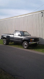 1989 Chevy 3500 Dually 454 4x4