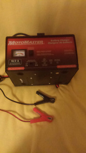 motomaster 10/2a battery charger