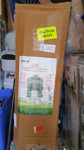 Ogrow Large Heavy Duty WALK-IN 2 Tier Greenhouse