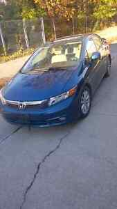 2012 Honda Civic Ex New saftey and low km