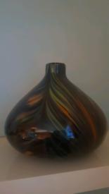 Murano Glass vase .