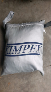 Kimpex motorcycle cover. XL $25