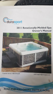Hot Tub - Durasport (2011 Model)