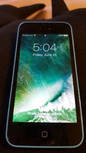 Rogers IPhone 5C Blue
