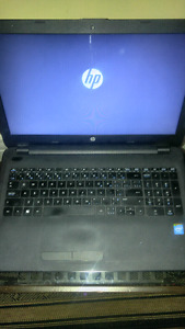 HP Laptop with SSD