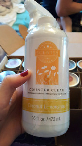Scentsy counter cleaner