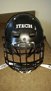 Hockey Helmet Itec TH-30 TechLite plus face mask