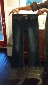 BRAND NEW LOW RISE FLARE JEANS FROM ENGLAND