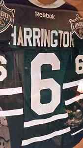 LONDON KNIGHTS GAME WORN JERSEY....FOR SALE / TRADE! London Ontario image 1