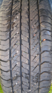 Tires 185 60R 14