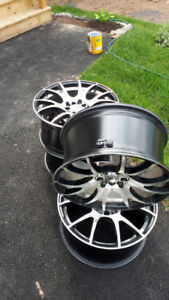 """17"""" Rims for Jeep Cherokkee or Liberty"""