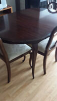 Solid Cherry Gibbard Dining Room Set