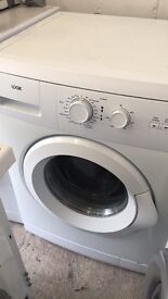 White Logik Washing Machine Fully Working Order Excellent Condition Just £75 Sittingbourne