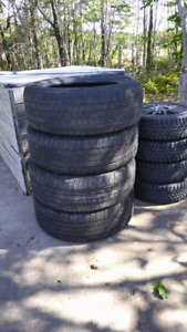 "4x 20"" All season tires"