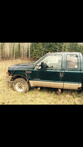 1999 Ford F-350 7.3L Diesel for Parts