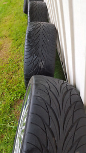 Tires ( not the rims) 225-40-Z R18 Z88 wide