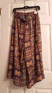 FOREVER 21  - skirt/ pant style combo