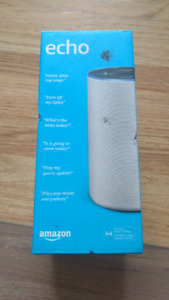 Amazon echo 2nd gen for sale or trade