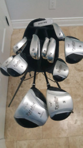 Great Beginner set of Golf Clubs, RH with graphite shafts