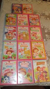 DVD Strawberry Shortcake (fraisinette)