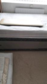 Single bed head board.