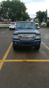 Ford Ranger 2007 automatic  4x4