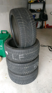 Dunlop Winter tires - 255/35/19 - 7/32nd - $250 obo