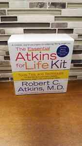The Essential Atkins for Life Kit : Tools, Tips, and Techniques