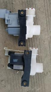 2 working washing machine pumps