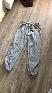 Ladies, lightly worn, Size Medium Roots trackpants