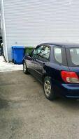 2003 Subaru Impreza Familiale Très propre et nogociable