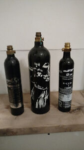 CO2 tanks for sale