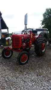 ONE OF A KIND FARMALL SUPER A