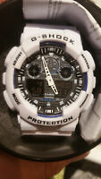 g shock casio,montre sport,