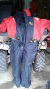 All season floter suit